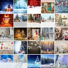 Dreamlike Christmas Xmas Photography Backdrops Studio Winter Props Backgrounds
