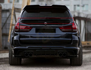 BMW X5 F15/F85  2013-2017 Rear Spoiler New