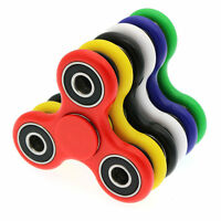 3D Fidget Finger Hand Tri Spinner EDC Ceramic Bearing Stress Relief ADHD Toys UK