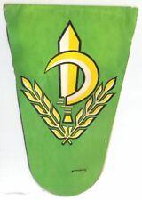 Judaica Israel Old Paper IDF Zahal Flag Nachal