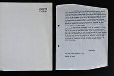 Bernard Aubertin, Haacke, Zero # 6 TEXTES # 1962, nm