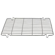 FORNELLO FORNO GRILL PAN Rack Scaffale vassoio griglia metallica alimenti riposare per Hotpoint