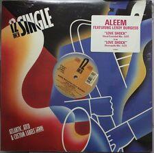 "R&B/Soul Sealed 12"" Lp Aleem Feat. Leroy Burgess Love Shock On Atlantic"