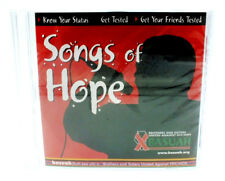 Songs of Hope CD - New Sealed - BASUAH against HIV AIDS Brothers Sisters