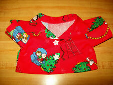 """16"""" CPK Cabbage Patch Kids CHRISTMAS PEANUTS LUCY SNOOPY CHARLIE BROWN SHIRT"""