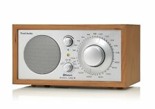 Tivoli Audio Model One Bluetooth UKW-/MW-Radio in Kirsche/Silber