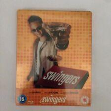SWINGERS steelbook. UK NEW / SEALED.