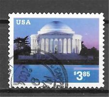 GEO'S STAMP - 3647 Jefferson Memorial Used  (Free Ship Offer)