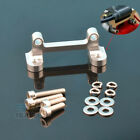 CNC aluminum ignition coil re-locater for Zenoah marine engine rc boats