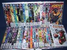 Justice League #0, #2 - #45 New 52 (2011) Nm with Bag and Board Dc Comics