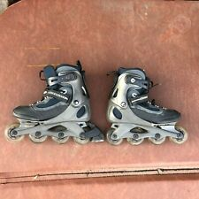 Roller blades Kitalpha 212 W bio dynamic Mens size 9 Us in great condition