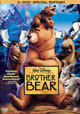 Brother Bear (DVD,2003)
