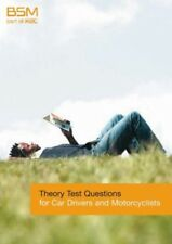 Very Good, Theory Test Questions for Car Drivers and Motorcyclists (Bsm), Britis