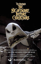 Tim Burton THE NIGHTMARE BEFORE CHRISTMAS 11x17 PHOTO #2 Jack Skellington