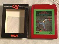 Quad 8 Track Tape PHILADELPHIA ORCHESTRA Quadraphonic EUGENE ORMANDY COPELAND