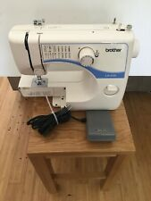 Brother LX-3125 Electronic Sewing Machine With Pedal Tested Works Good Clean