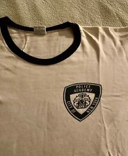 NYPD Police Academy T-Shirt 1970's Used and Vintage Delicate