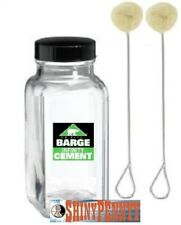 2z Barge Infinity Cement Glue Adhesive NO Toluene Vinyl PVC Polyurethane Leather