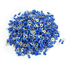 H● 1000* RV2-5L AWG 16-14  PVC Sleeve Pre Insulated Ring Terminals Connector.