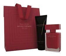 narciso rodriguez FLEUR MUSC for her Eau de Parfum 30ml.  & Body Lotion 75ml.