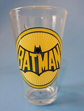 Batman Flash Pint Glass Collectable