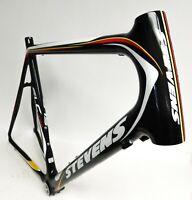 Stevens SLC Team Carbon Fiber 700c Road Bike Frame Only 60cm 980g No Fork New