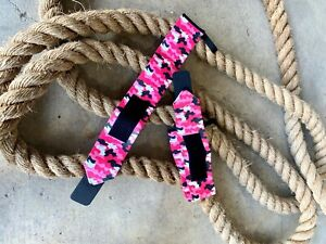 Wrist Support Wraps For Heavy Duty Weight Power Lifting Workout Gym Camouflage