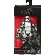 Star Wars THE BLACK SERIES CAPTAIN PHASMA JEDI TROOPER STORMTROOPER nip