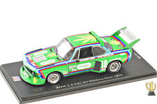 1:43 Spark US110 BMW 3,5 CSL, 6hrs Watkins Glen 1976, #10, limited 750pcs