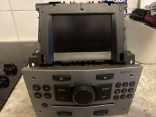 Vauxhall Astra H CD30 MP3 With Paired Screen In Silver 13255554