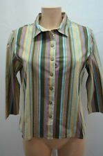 CAROLL CHEMISIER .  BEIGE TAILLE 44 T44 XXL    SHIRT CAMISA BLUSE BLOUSE /  2