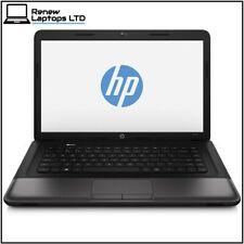 """HP 250 g1 15.6"""" Laptop Intel Pentium 2.4Ghz, 4GB RAM, 128GB SSD, Windows 10"""