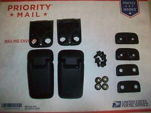 2000 Infiniti QX4 Hatch Glass Hinge s HEAVY METAL ONES Plus REPAINTED OEM*
