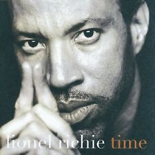 Lionel Richie Time CD NEW SEALED 1998 Closest Thing To Heaven/Lady+