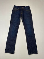 TOMMY HILFIGER MERCER STRAIGHT Jeans - W31 L34 - Navy - Great Condition - Men's