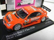 1/43 Minichamps MB C-Class DTM 2007 D.La Rosa #15 Mücke 400073615
