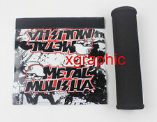 """MM Bar Pad Cover Pit Dirt Bikes ATV Quad Scooter Motorcycle Motorcross 7/8"""" 22MM"""