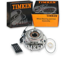 Timken Front Wheel Bearing & Hub Assembly for 2011-2016 Ford F-350 Super fz