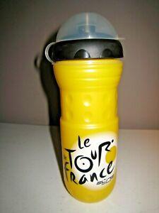 2003 TOUR de FRANCE Collectible Water Bottle by Elite Italy Centenaire 1903-2003