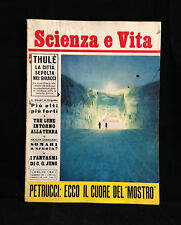 SCIENZA E VITA N. 150 LUGLIO 1961