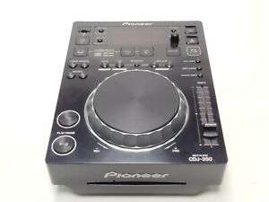 Pioneer CDJ-350 DJ Player CDJ 350 Multi Player HDD USB Working