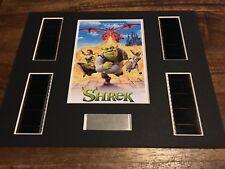 Shrek - 35 mm Film Cell Display Presentation Movie Christmas Gift