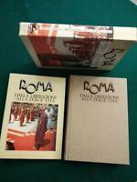 """""""ROMA, DALLA LIBERAZIONE ALLA DOLCE VITA""""LIBRO FOTOGRAFICO, NUMERATO, ANNO 1991"""