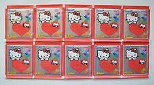 Panini Hello Kitty *I love Life 2013* 10 Tüten 50 Sticker - NEU OVP