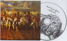 LORD CUT-GLASS S/T 2009 UK 11-track promo CD Delgados Chemikal Underground