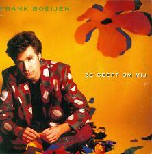 FRANK BOEIJEN - Ze geeft om mij CDS 2TR 1992 incl SUZANNE LIVE RARE!
