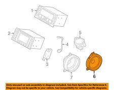 SUBARU OEM 11-13 Forester Stereo Audio Radio-Front Door Speaker Right 86301FG002