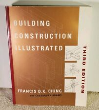 Building Construction Illustrated by Ching