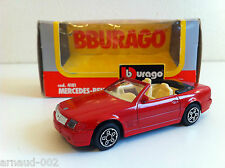 B Burago - Mercedes 300 SL (1/43)