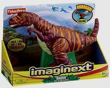 "imaginext Raider Dinosaurs The Allosaurus New Factory Sealed 13"" Fisher Price"